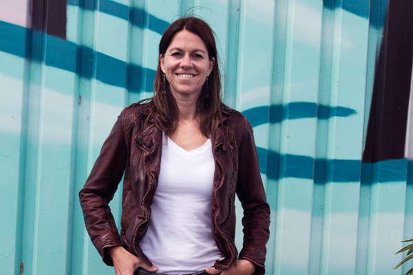 Our VP Angelique van de Made