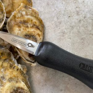 Red Oyster oyster shucking knife